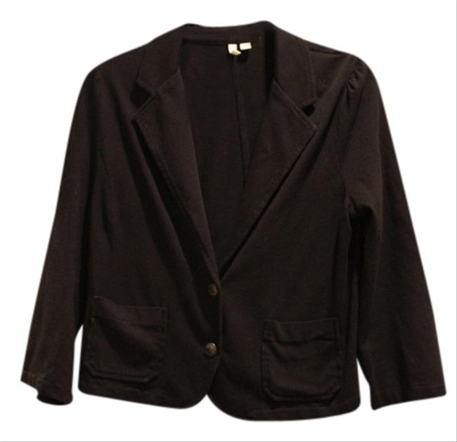 Frenchi Black Blazer