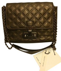 Marc Jacobs Lambskin Chanel Shoulder Bag