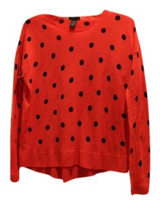 Nordstrom Polka Dot Sweater