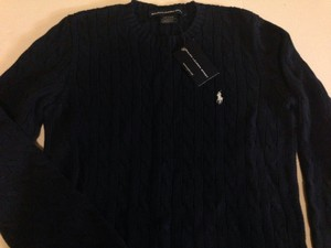 Ralph Lauren Winter Nwt Polo Crew Sweater