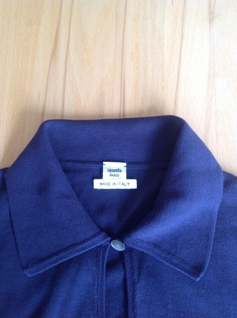 Hermès T Shirt Blue