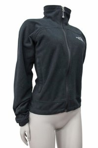 The North Face The North Face Windwall 1 Fleece Black Jacket