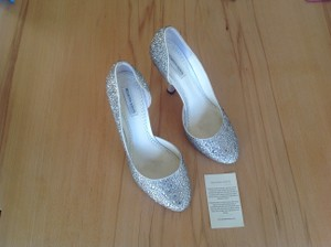 Benjamin Adams Bling Bling Wedding Shoes