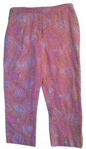 Lilly Pulitzer Capris Multi-Color