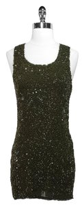 Alice + Olivia + Sequin Dress