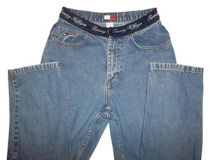 Tommy Hilfiger Relaxed Fit Jeans-Distressed