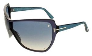 Tom Ford Tom Ford Midnight Blue Rectangle Sunglasses
