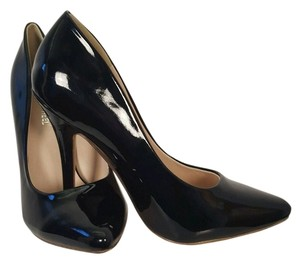 Beauty Heel Stilleto Black Pumps