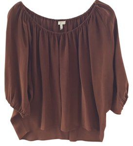 Joie Top Brown