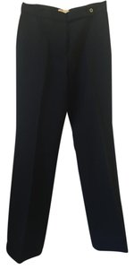 Michael Kors Wool Trouser Italy Trouser Pants Navy