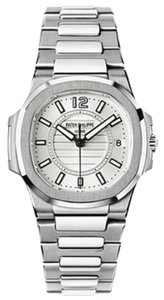 Patek Philippe Patek Philippe 18K White Gold Nautilus Ladies Watch 7001G