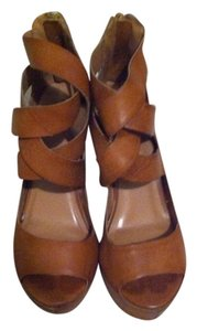 Mossimo Supply Co. Camel Wedges