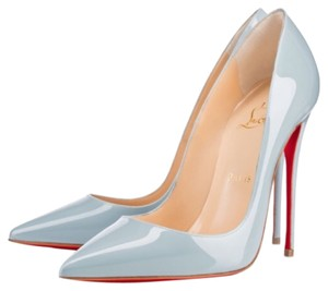 Christian Louboutin Horizon Blue (Powder Blue) Pumps