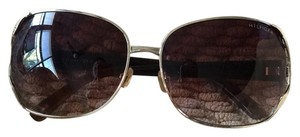 Tommy Hilfiger Ombre- Metal Frame- Oversized Sunglass