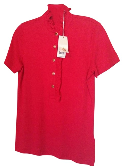 Tory Burch Button Down Shirt new carnival