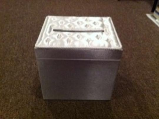 Michaels Ivory Wedding Card Box