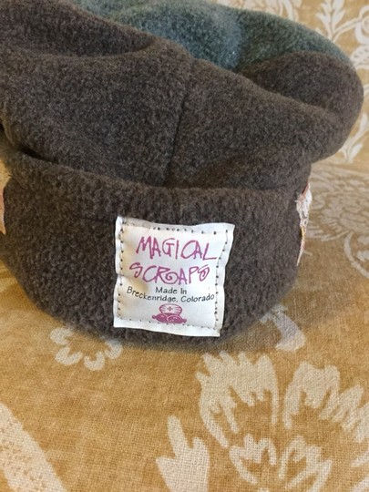 Magical Scraps Winter Hat