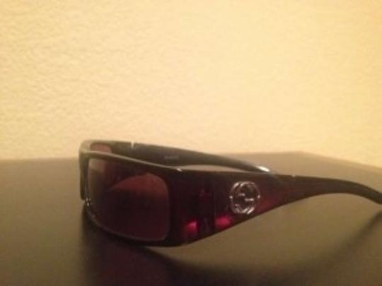 Gucci Gucci oxblood sunglasses