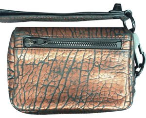 Alexander Wang Wristlet in Bronze