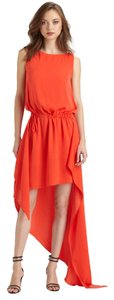 BCBGMAXAZRIA High Low Asymmetrical Bcbg Dress