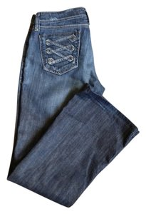 Taverniti So Jeans Boot Cut Jeans-Distressed