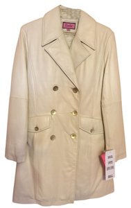Excellent Collection Ivory/Cream Jacket