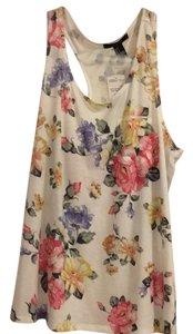Forever 21 Top Floral