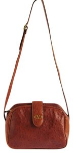 Valentino Handbags Garavani Ostrich Handbags Cross Body Bag
