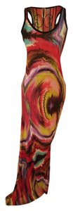 Rainbow Maxi Dress by Other