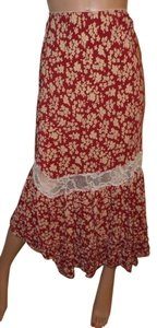 TRELISE COOPER Skirt Red