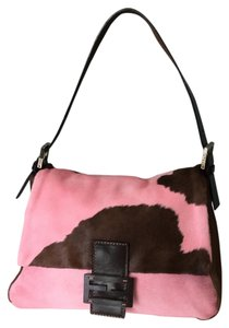 Fendi Pony Fur Shoulder Bag