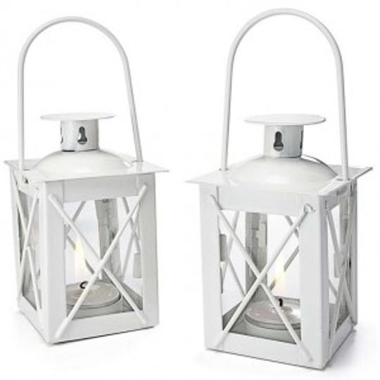 Preload https://item4.tradesy.com/images/white-mini-lantern-tealight-holder-reception-decoration-142828-0-0.jpg?width=440&height=440