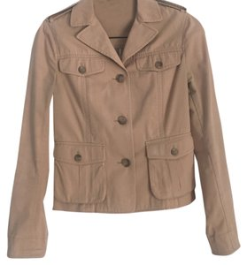 Theory Safari Tan Jacket