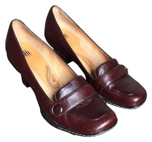 Erosoft by Sfft Brown Pumps