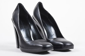 Balenciaga Leather Black Pumps