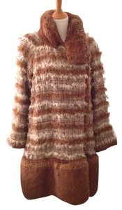 Chanel Fur Luxury Fur Coat