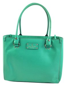 Kate Spade Satchel in Mint Green