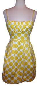 Ruby Rox Size 3 Yellow Dress