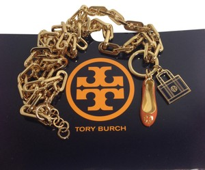 Tory Burch TORY BURCH LONG CHARM NECKLACE -- REVA & ELLA PENDANT