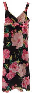 Flower Print Maxi Dress by Ann Taylor
