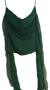 Arden B. Top Emerald Green