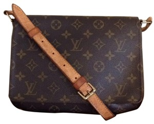 Louis Vuitton Musette Tango Shoulder Bag