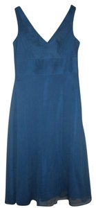 J.Crew Silk Chiffon Party Dress