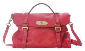 Mulberry Pink Watermelon Buffalo Top Handle Ml.h1203.18 Messenger Bag