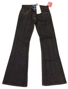 French Connection Boot Cut Jeans-Dark Rinse