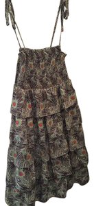 Liberty of London for Target short dress Multi Black on Tradesy