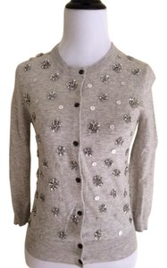 J.Crew Crystal Constellation Cardigan