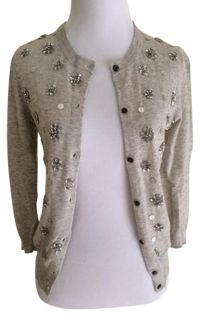 J.Crew Crystal Constellation Michelle Obama Obama Cardigan