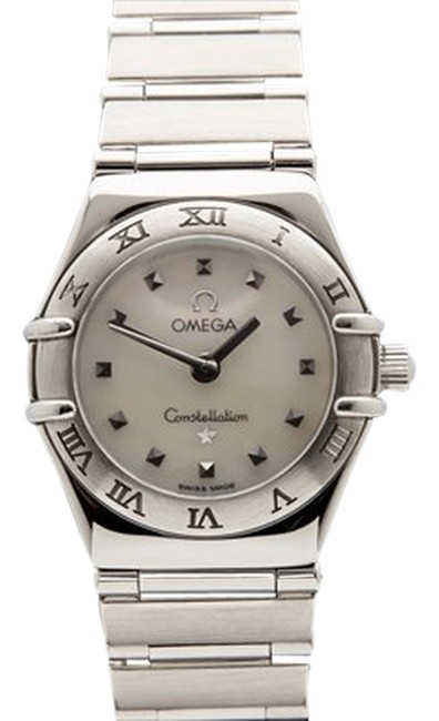 Omega Stainless Steel Constellation Ladies Mini Watch Omega Stainless Steel Constellation Ladies Mini Watch Image 1