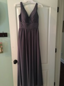 Bill Levkoff Pewter Style #498 Dress